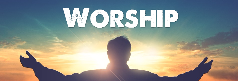A Call to Worship Christian Web Banner